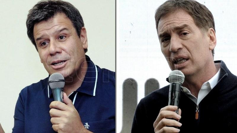 Facundo Manes y Diego Santilli encarará juntos la campaña para las elecciones de noviembre En el entorno afirman que habrá una coordinación de las acciones electorales, pero se mantendrá su identidad.