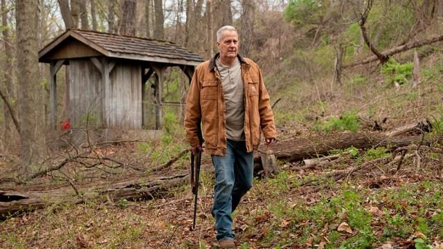 """Jeff Daniels como Del Harris en la serie """"American Rust""""."""