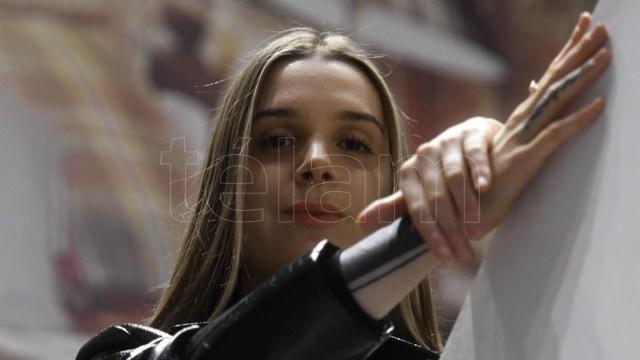 """""""Recreo"""" es el podcast que realiza y conduce la periodista Agustina Rinaldi."""