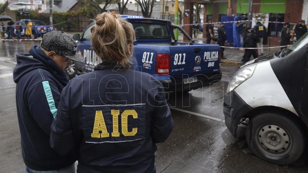 La policía no duda de que se trata de ataques de sicarios. (Foto: Sebastián Granata)