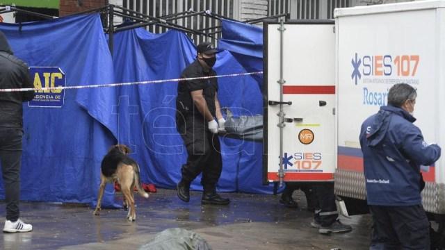 Las seis muertes en 24 horas no tenían antecedentes en la ciudad. (Foto: Sebastián Granata)