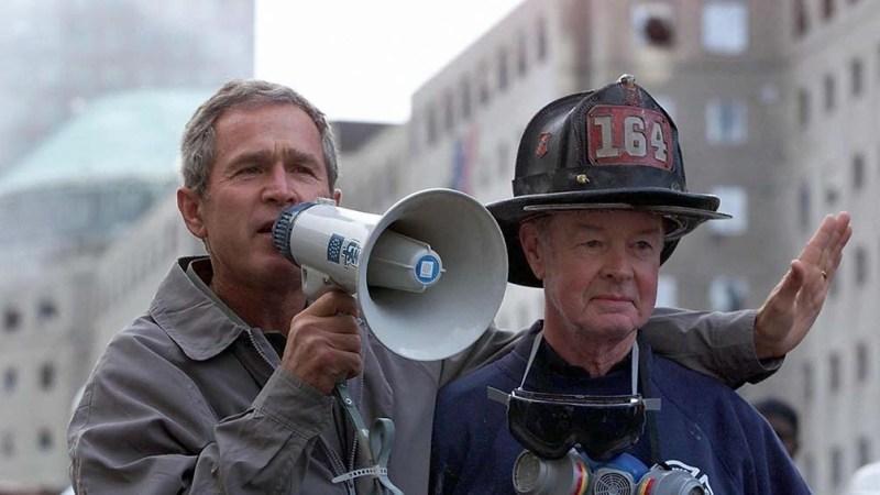George W. Bush, expresidente estadounidense. Foto: AFP