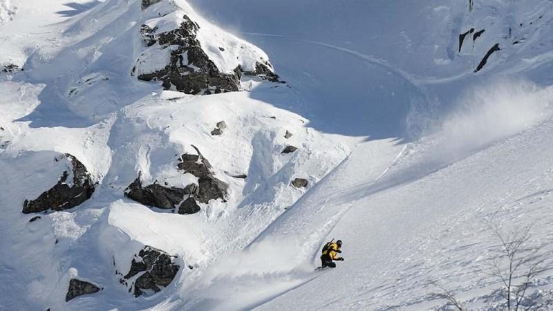 Cerro Chapelco, el lugar elegido para la travesía en la nieve Foto: Julián Lausi