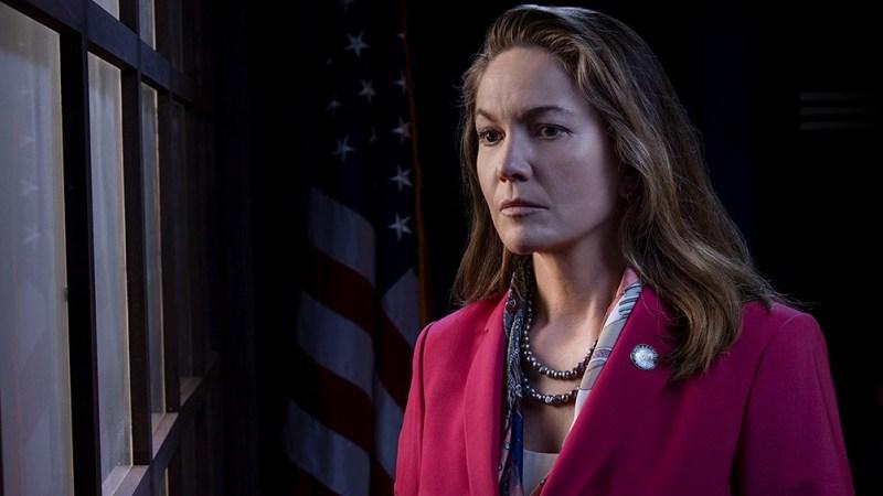 Diana Lane es Jennifer Brown en la serie de ficción fantástica distópica (Foto: Star+)