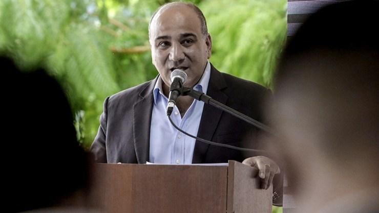 El gobernador de Tucumán se integra como jefe de Gabinete.