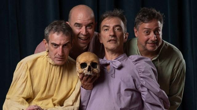 El grupo Los Macocos frente al desafío de dar nueva perspectiva a Shakespeare (Foto: Prensa)