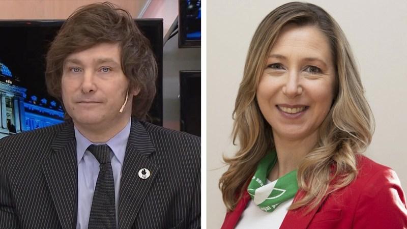 Milei lidera la tercera fuerza en la ciudad de Buenos Aires. Bregman espera reunir más votos en los comicios de noviembre.