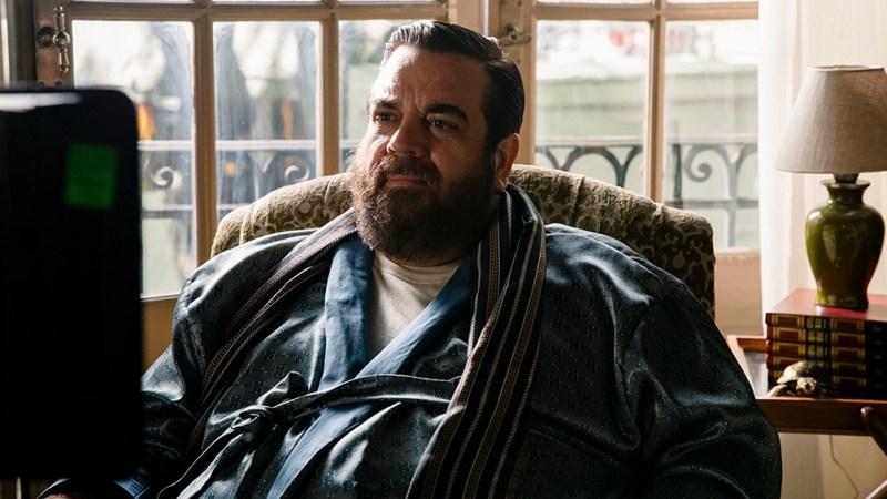 Carlos Portaluppi, una de las importantes participaciones en la serie (Foto: HBO Max)