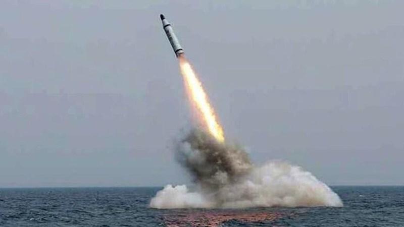 """El misil surcoreano fue disparado desde el nuevo submarino """"Ahn Chang-ho"""""""