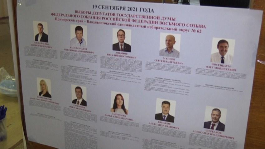 Se renovarán los 450 mandatos de diputados de la Duma, cámara baja del parlamento, actualmente dominada por Rusia Unida