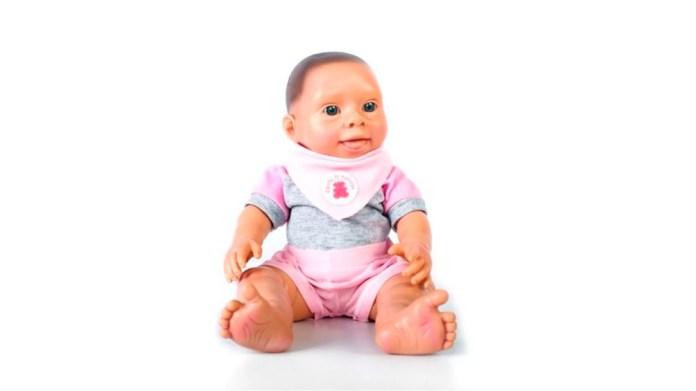 Oli, la muñeca con síndrome de down (Foto: Prensa Casita de muñecas)