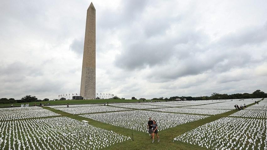 Estados Unidos es el país del mundo con mayor número de víctimas de esta pandemia (Foto AFP).