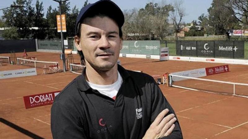 Coria reemplazará a Gaudio en la capitanía de la Copa Davis.