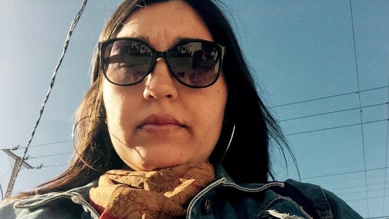 Denisse Cortés murió alcanzada por fuegos artificiales lanzados por manifestantes contra la policía