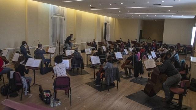 Participarán los instrumentistas de cuerdas (Foto: Victoria Egurza)