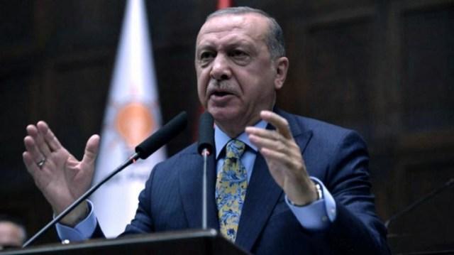 """El presidente turco, Recep Tayyip Erdogan, acusó a """"terceros"""" de interferir en los asuntos de su país."""