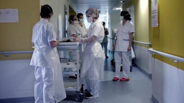 Los internados en unidades de terapia intensiva son 3.550, con un porcentaje de ocupación de camas de adultos de 54,3% en el país.