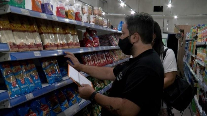 Precios Máximos congeló los valores de unos 300 productos y obligó a retrotraerlos al 6 de marzo.
