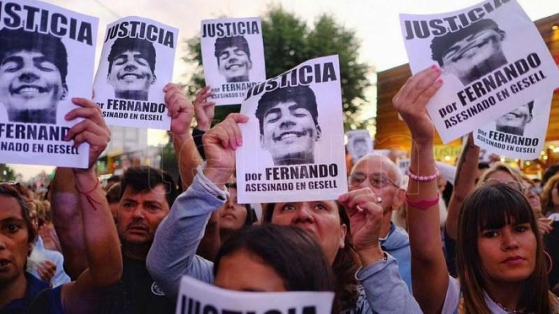 Fernando Báez Sosa fue asesinado en la madrugada del 18 de enero de 2020