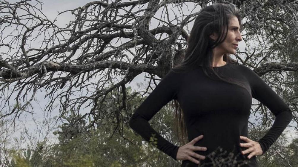 """Carolina Peleritti: """"La naturaleza es cambio""""."""
