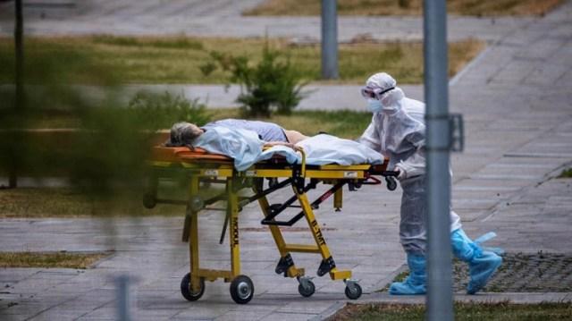 La cifra de fallecimientos desde el inicio de la pandemia asciende a 136.565 en Rusia.