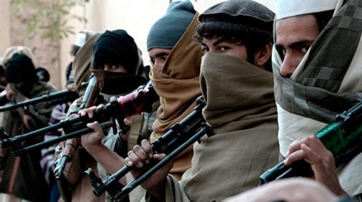 Estados Unidos amenazó al movimiento insurgente talibán.