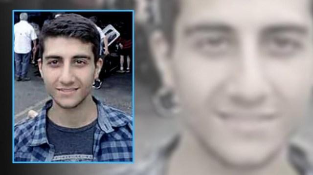 Arshak Kharanyan está desaparecido desde el 24 de febrero de 2019.