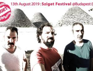 Télamuré au Sziget Festival de Budapest!