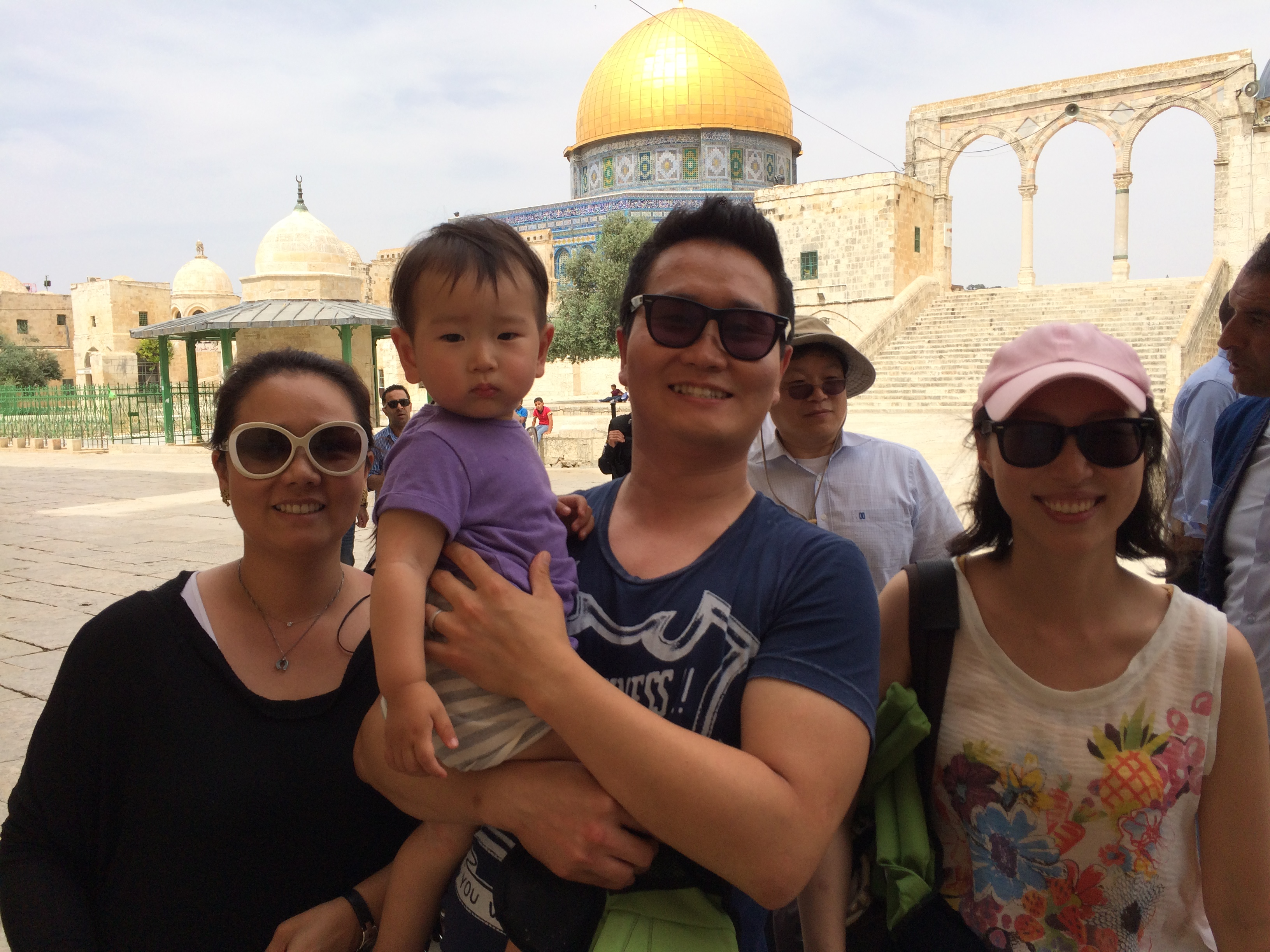 in Temple Mount