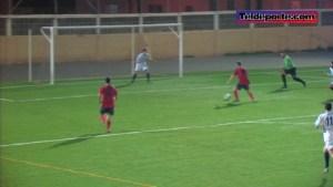 C.D. Longueras 1 - U.D. San Gregorio 1. 1ª Copa Telde Ciudad Europea del Deporte 2015