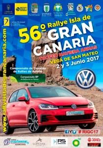 56º Rallye Isla de Gran Canaria