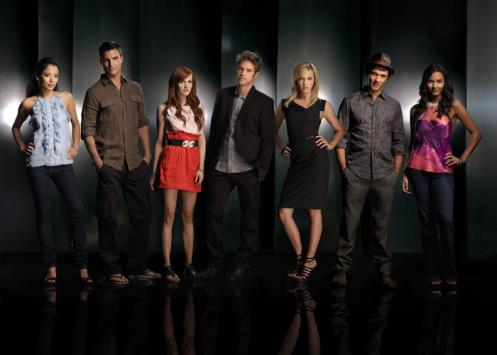 melrose place 2.0 poster