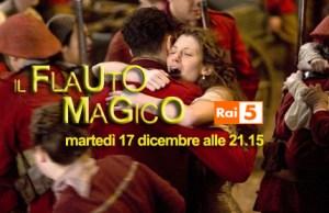 """""""Il flauto magico"""", la trasposizione cinematografica dell'opera di Mozart su Rai 5 3"""