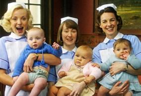 """""""L'amore e la vita - Call the Midwife"""", il nuovo social drama di Bbc prossimamente su Rete 4 4"""