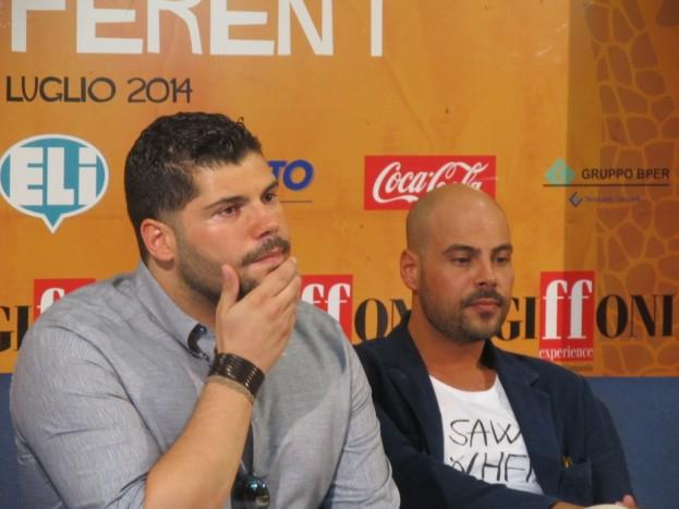 Giffoni film festival, Marco D'Amore e Salvatore Esposito: il futuro dopo Gomorra e le polemiche