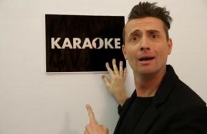 karaoke, angelo pintus