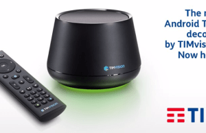 timvision, android tv