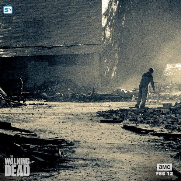 The Walking dead 7, nuove still e key art promozionali