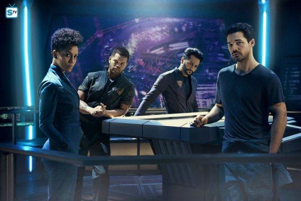 The Expanse 2: poster, foto promozionali e trailer vari