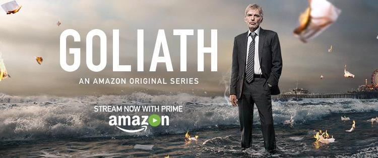 Amazon Prime video: arrivano le serie Goliath, Fleabag e Z: the Beginning of Everything