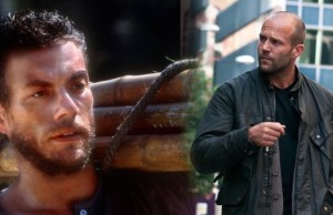 Jason Statham e Jean Claude Van Demme