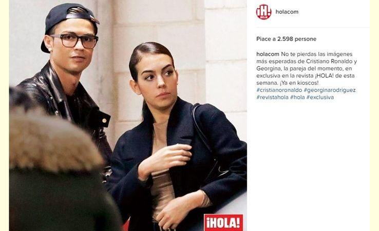 Cristiano Ronaldo e Georgina: fiocco rosa in arrivo!