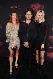 Paris Berelc, Emery Kelly and Isabel May