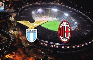 Lazio-Milan su Rai Uno