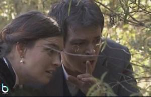 Pablo e Leonor in fuga copy