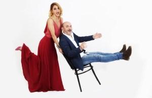 Be Happy Paola Minaccioni e Marco Presta