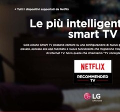 Netflix tv raccomandate