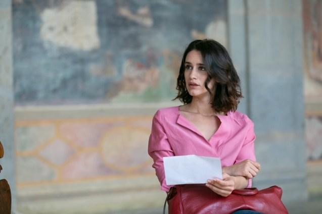 Anele_Illuminate_ ep.2 Palma Bucarelli_ Valentina Bellè_ Palazzo Farnese