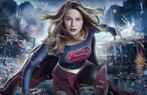 Supergirl su Infinity