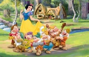 Biancaneve e i sette nani auditel